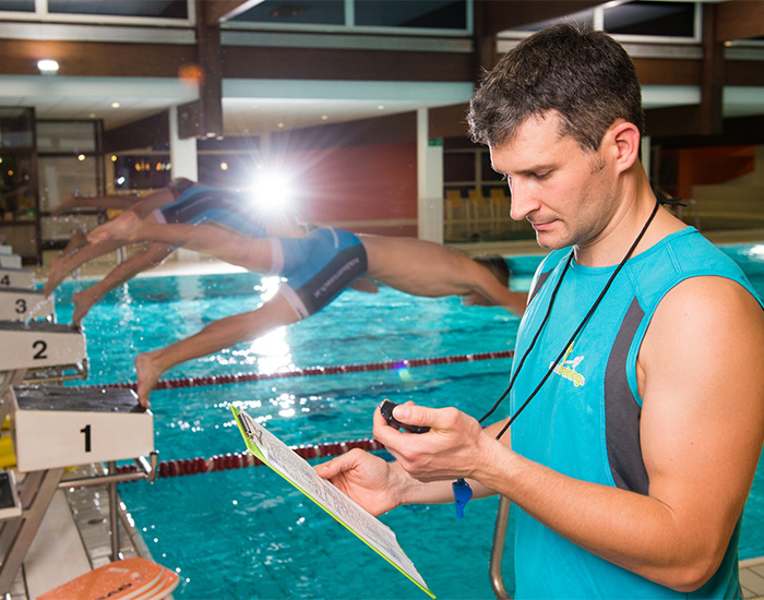 <strong>SCHWIMM</strong>-Training