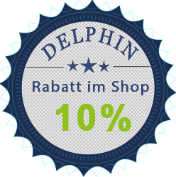 delphin badge